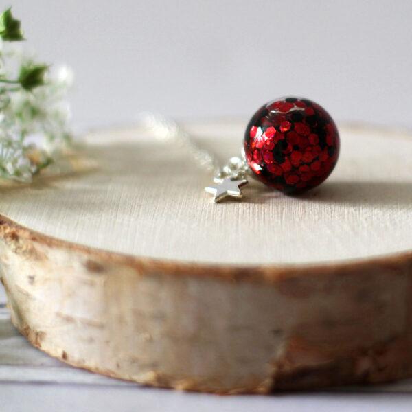 Collier Onirie Pomme empoisonnée