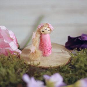 Flore - Poupée-Totem