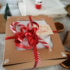 Box Dear Santa
